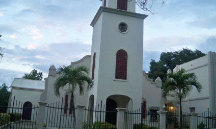 Roban por tercera vez en la parroquia del padre Regino Martínez en Dajabón