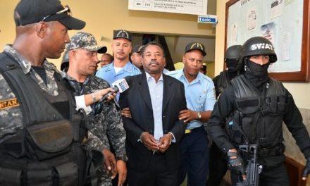 Blas Peralta comparece ante tribunal por otra acusación que se le imputa