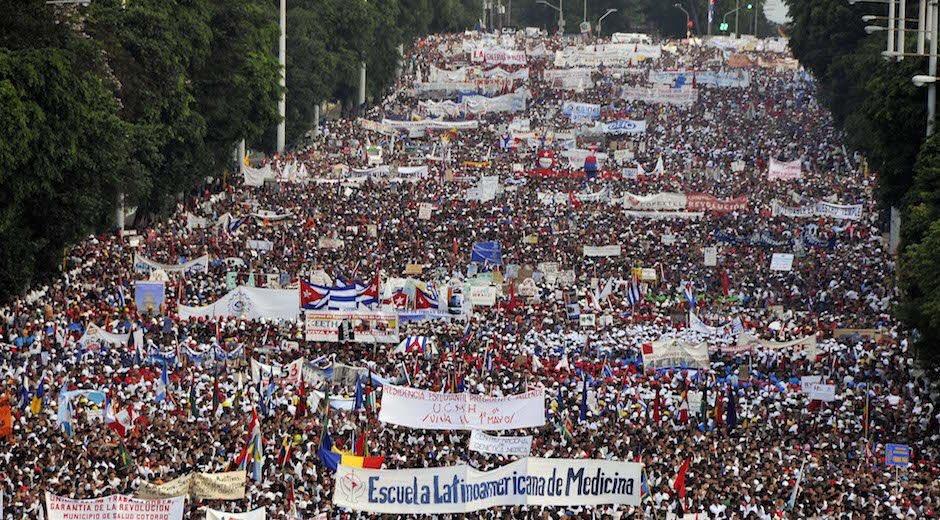 Total respaldo de los ciudadanos y organizaciones al paro nacional en Puerto Rico