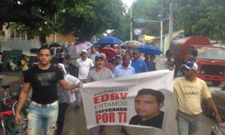 Piden esclarecer la desaparición del joven Edikson Tomas Florentino