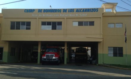 La situación de los bomberos de Los Alcarrizos es un pésimo desastre
