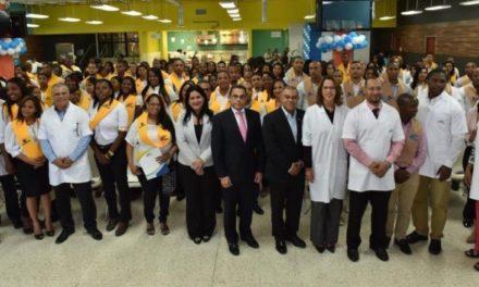 INFOTEP certifica 281 nuevos técnicos en el Parque Industrial Itabo
