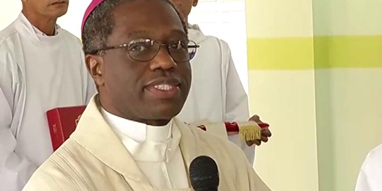 El Papa Francisco nombra al nuncio Thaddeus Okolo como arzobispo de Novica, Irlanda