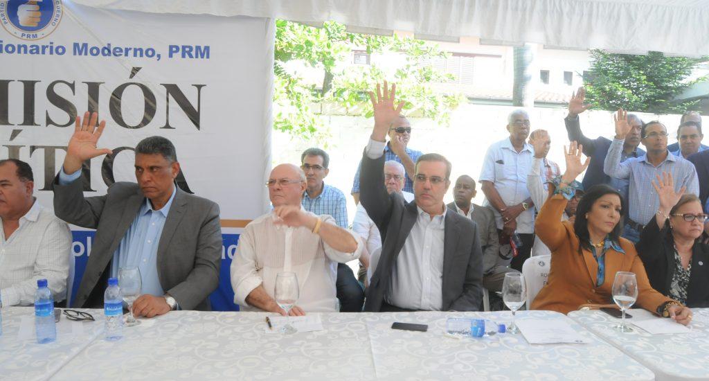 PRM acusa a DM de usar la justicia contra la oposición para encubrir verdaderos culpables