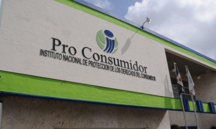 Pro-Consumidor retira dos productos comestibles del mercado