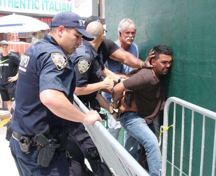 Conductor que atropelló a 22 personas en Times Square es de origen dominicano