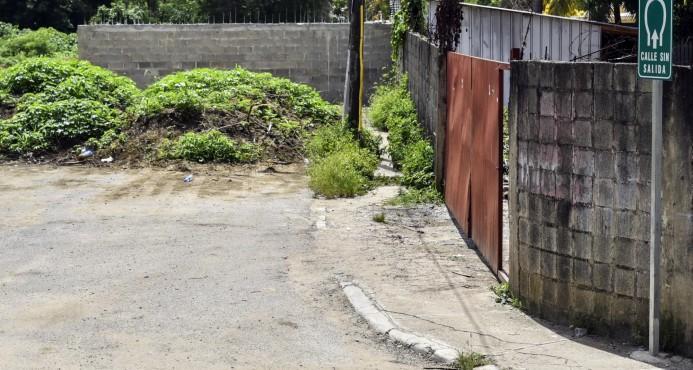 Vecinos de Alameda y San Miguel enfrentados por el cierre de una calle
