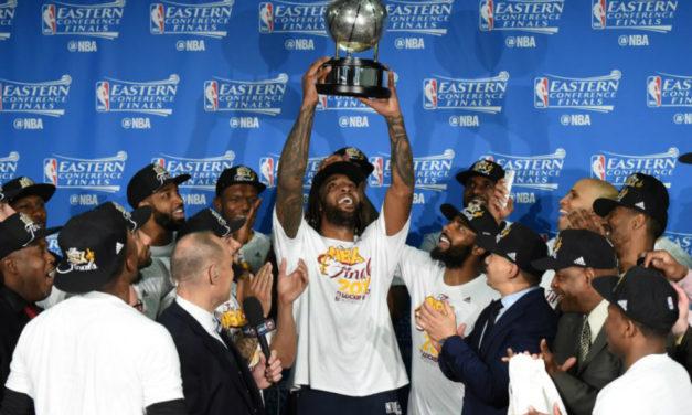 Los Cleveland Cavaliers enfrentarán a los Warrios Celtics en final de la NBA