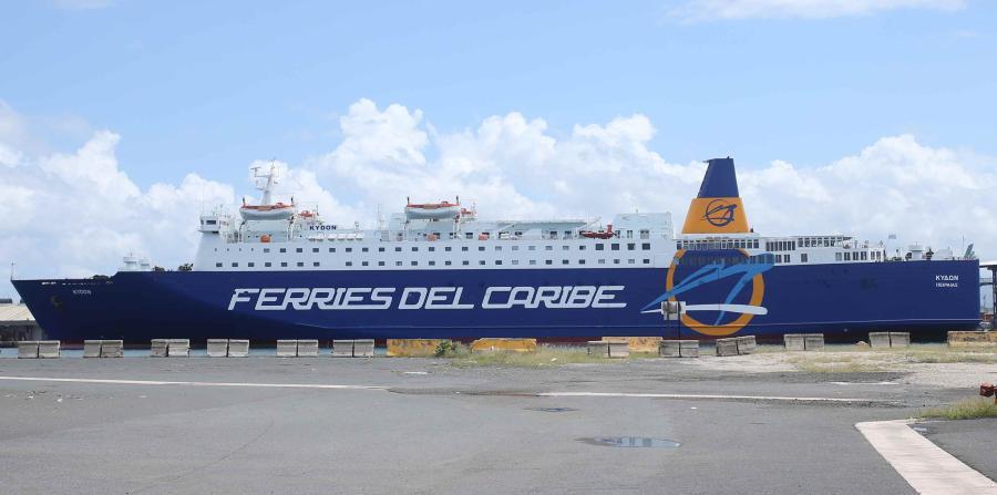 Restablecen enlace marítimo entre República Dominicana y Puerto Rico