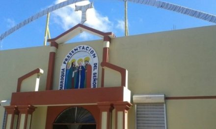 Desconocidos saquean una iglesia en el municipio de Puñal, Santiago
