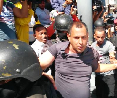La CNDH exige la libertad inmediata y sin cargos para Juan Comprés
