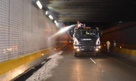 A partir del lunes, MPOC cerrará túneles y elevados en horario nocturno para mantenimiento