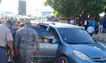 Matan a tiros un primer teniente de la Policía en La Romana