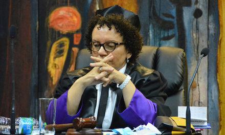 Jueza Miriam Germán Brito no quiere estar en el caso Odebrecht