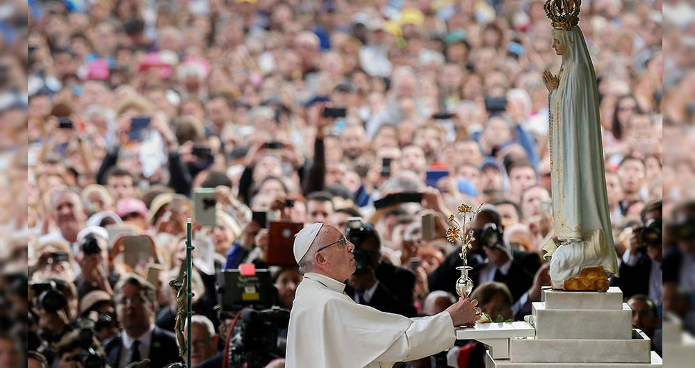 El papa Francisco canoniza a los Pastorcillos de Fátima, los santos más jóvenes de la historia