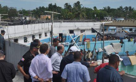 La población carcelaria en la República Dominicana sobrepasa 25 mil personas