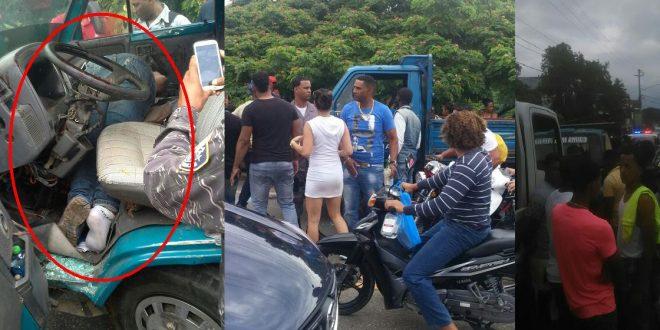 La Policía Nacional en Moca anda errática y sin control