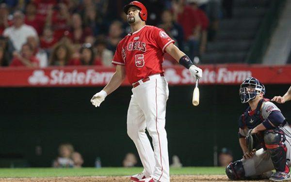 Albert Pujols llega al exclusivo grupo de los 600 cuadrangulares en la MLB