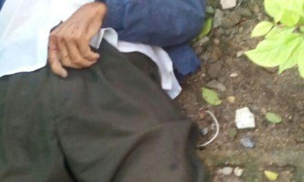 Se suicida de un disparo el esposo de la Alcaldesa de Restauración, Dajabón