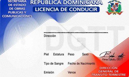 Licencias falsas llegan a la Dirección de Tránsito Terrestre desde la Amet