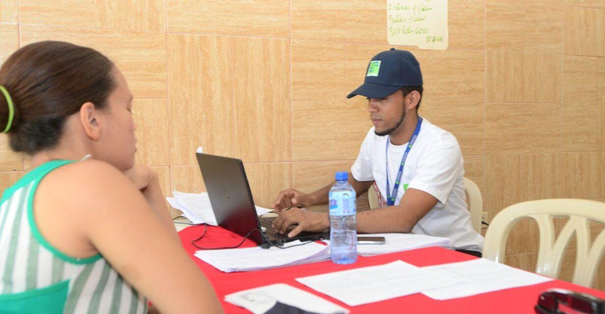 SENASA Régimen Subsidiado realiza jornada de afiliación