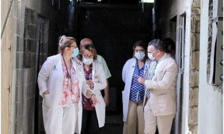 Ventura Camejo pide declarar en emergencia Hospital Infantil Arturo Grullón de Santiago