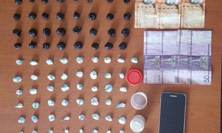 Apresan siete y ocupan drogas durante operativos en Herrera y Los Alcarrizos