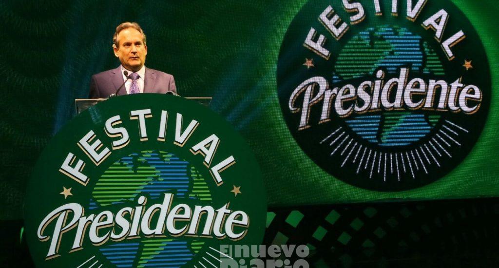 Cervecería Nacional anuncia artistas participarán en Festival Presidente 2017