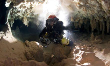 Xisco Gràcia, el hombre que sobrevivió 60 horas en una cueva submarina sin dormir, sin luz ni comida
