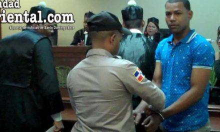Condenan a 20 años a un hombre que cometió homicidio en Los Alcarrizos