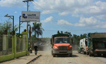 Se asoma otra crisis con el vertido de la basura de 3 alcaldías y la empresa LAJUN
