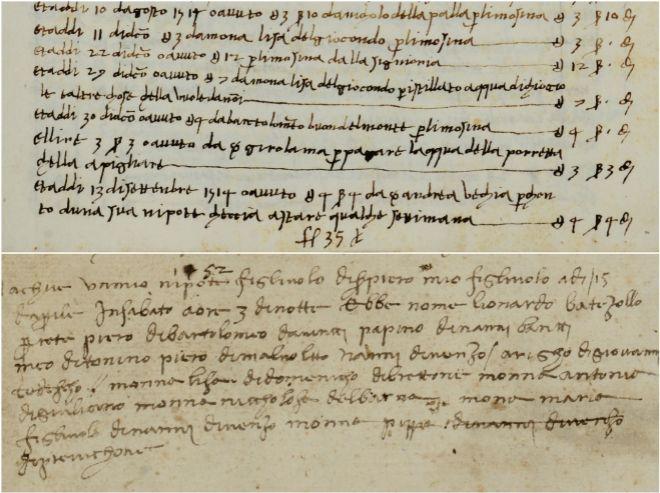 El nacimiento documentado de Leonardo Da Vinci y la sífilis de La Mona Lisa