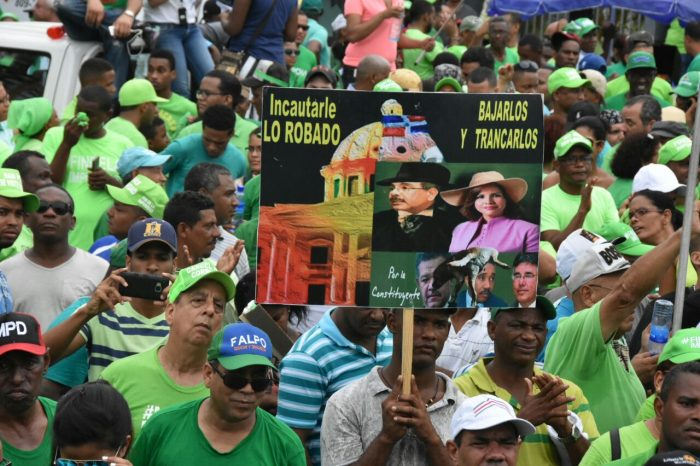 Marcha Verde pide someter penalmente al presidente Danilo Medina, Alcarrizos News Diario Digital