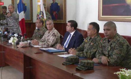 Según el Ministerio de Defensa lo de los haitianos es una campaña infundada