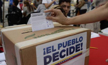 7 millones venezolanos dijeron NO a Maduro en el plebiscito contra la Constituyente