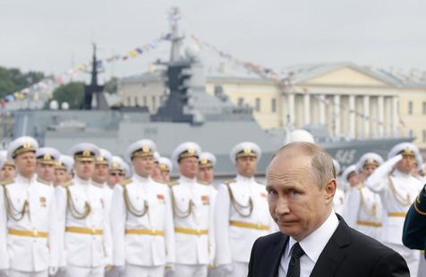 Presidente Putin expulsará de Rusia a 755 funcionarios de los Estados Unidos