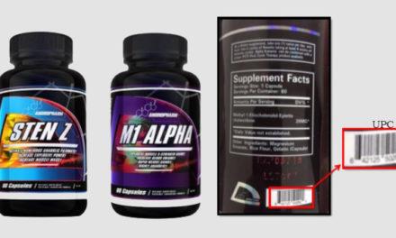 Pro-Consumidor retira del mercado los suplementos dietéticos STEN Z y M1 ALPHA