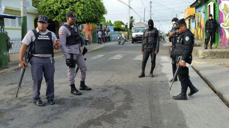 Tiroteo esta madrugada en Salcedo deja un saldo de tres muertos y cuatro heridos