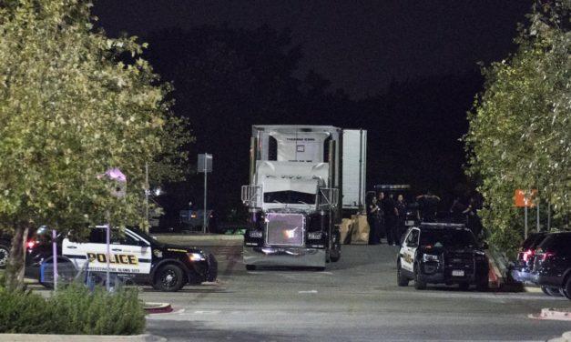 Contrabando humano en un camión que dejó 9 muertos en San Antonio, Texas, Estados Unidos