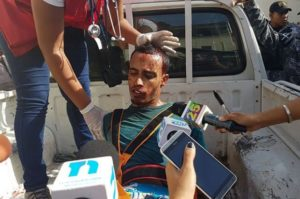 PN hiere a tres hombres tras asalto en Santiago y recupera tres fusiles, Alcarrizos News Diario Digital