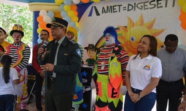 AMET inicia campamento infantil de verano para hijos de los miembros de la institución
