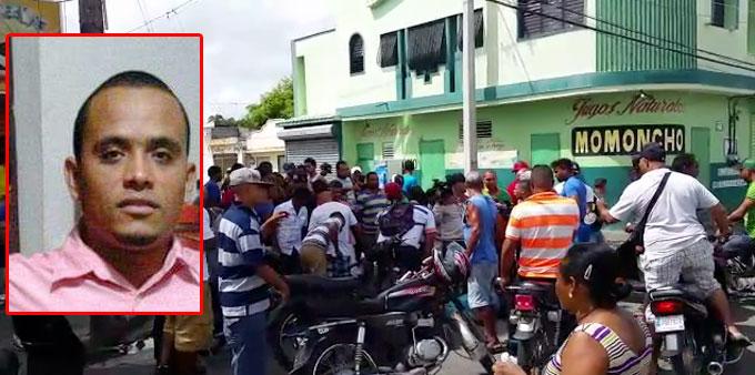 Izquierda denuncia que la muerte de Lantigua Baldera en SFM fue un asesinato selectivo, Alcarrizos News Diario Digital