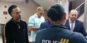 Abogado de Ozuna dice cantante salió corriendo en tiroteo para proteger su vida, Alcarrizos News Diario Digital
