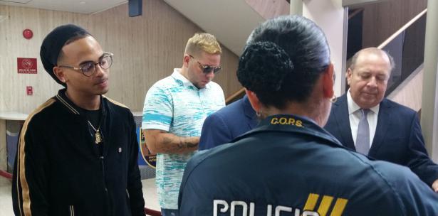 Abogado de Ozuna dice cantante salió corriendo en tiroteo para proteger su vida
