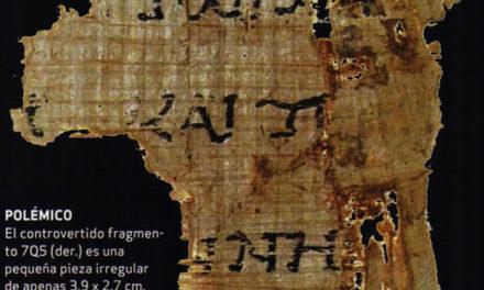 La identificación del papiro 7Q5