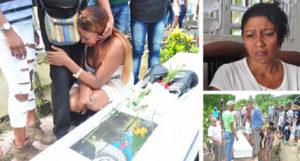 El boxeador Geysi Lorenzo peleó hasta morir, Alcarrizos News Diario Digital