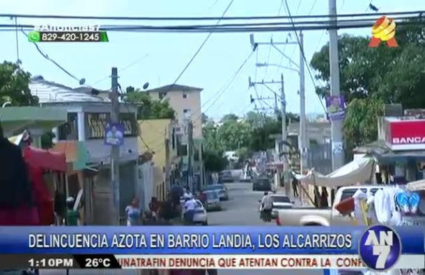 Algunos de los problemas que frenan el desarrollo al municipio de Los Alcarrizos, Alcarrizos News Diario Digital. Foto: Antena 7
