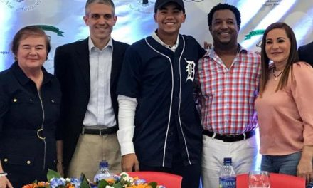 Otro Martínez en el béisbol: El Hijo de Pedro a Detroit