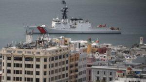 La Ley Jones no permite atracar en PR a barcos extranjeros y dificulta la ayuda internacional, Alcarrizos News Diario Digital