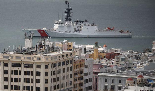La Ley Jones no permite atracar en PR a barcos extranjeros y dificulta la ayuda internacional